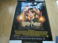 "HARRY POTTER AND THE SORCERER'S STONE POSTER HUGE 68"" X 48"" A11807"