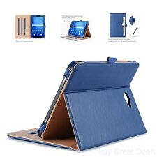 ProCase Case Stand Folio Tablet Cover SM-T580 T585 for Samsung Galaxy Tab A