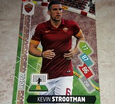 CARD ADRENALYN 2014/15  CALCIATORI PANINI ROMA STROOTMAN CALCIO FOOTBALL