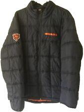 (Never Worn) NFL Puffer Jacket - *NFL Licensed* Chicago Bears, Large