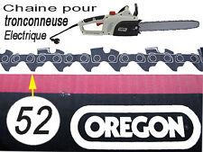 Chaine tronconneuse OREGON 52 T tronconneuse electrique 52 maillons