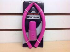 Kryptonite U Lock Color Skins For Mini U Lock Pink