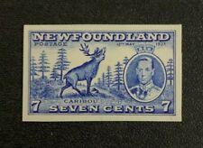 Newfoundland Stamp #235 Proof MNG
