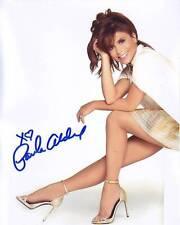 PAULA ABDUL signed autographed photo (1)