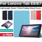for Lenovo Tab E8 TB-8304F Lenovo Tab E7 TB-7104F PU Leather Slim Folding cover
