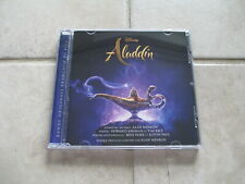 Disney Aladdin French Original Motion Picture Soundtrack (CD,2019)
