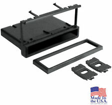 Dash Kit for Ford Lincoln Stereo Install Replace Single Din Plastic Trim