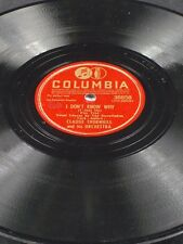 Columbia 36858 Claude Thornhill I DON'T KNOW WHY / BUSTER'S LAST STAND 78 E