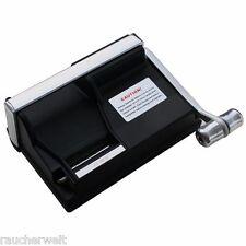 Premium Stopfer Luxus Stopfmaschine der Extraklasse Farbe: Schwarz Chrom Neu