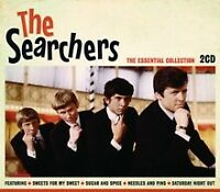Searchers The Essential Collection 2 CD Digipak NEW