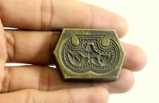 Vintage Nice collectible Designs Bronze Jewellery Dye/mold/Stamp. G46-178 AU