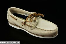 TIMBERLAND chaussures bateau Amherst CLASSIC BOAT gr. 41 US 9,5 femme neuves
