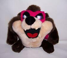 "Looney Tunes Tasmanian Devil ""Taz"" with a Cape Plush 8"""