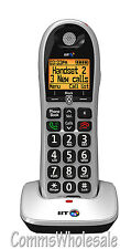 BT4600 Big Button Advanced Call Blocker Handset & Charger -SEE ITEM DESCRIPTION