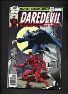 Daredevil 158 VF/NM 9.0 Hi-Res Scans