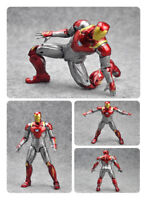 Marvel Legends Iron Man MK47 Ultimate Armor Mark XLVII Spider-Man Homecoming Toy