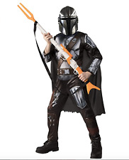 Star Wars The Mandalorian Child Medium M 8-10 Costume Rubie's