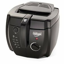 CoolDaddy Electric Air Fryer Timer Temperature Control Touch Deep Fryer