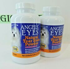 Angels Eyes Natural Tear Stain Remover for Dogs and Catsan - SET OF 2