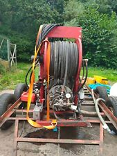 More details for harben drain jetter in working order