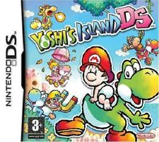 YOSHI'S ISLAND DS Game ( NEW IN BOX) EURO VERSION - PERFECT FOR GIFT