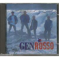 GEN ROSSO - Genrosso - CD 1995 USATO OTTIME CONDIZIONI