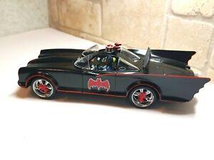 Built Vintage Imai 1966 Batmobile  Model Rare Nice LOOK!!