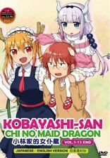 Miss Kobayashi's Dragon Maid (Chapter 1 - 13 End) ~ All Region ~ English Version