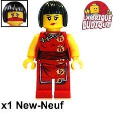 Lego - Figurine Minifig Ninjago Nya woman ninja njo012 2507 2505 2172 NEUF