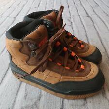 Vintage 90s Vans Snowboard Boots Size 10 Brown Snow
