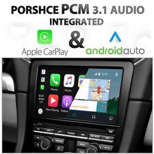Porsche Cayenne / Macan PCM 3.1 Apple CarPlay & Android Auto Integration