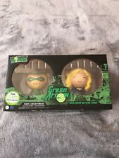 Funko Dorbz Green Arrow / Black Canary DC 2017 Spring Convention Exclusive New!!