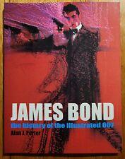 James Bond History of the Illustrated 007 by Alan Porter, Hermes Press