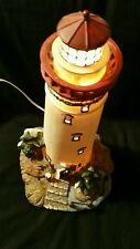 Harborside Village Lighthouse Marblehead Ohio Lighted Ltd Holiday Christmas Ed.