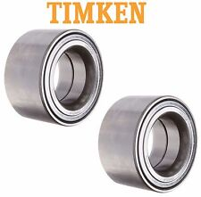 For Ford Explorer Lincoln Mercury Pair Set of Rear Wheel Bearings Timken 516008