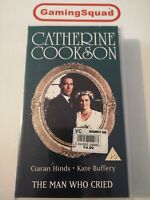 The Man Who Cried Catherine Cookson VHS Video Retro, Supplied by Gaming Squad