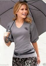 Women's V Neck Cotton Tops & Shirts