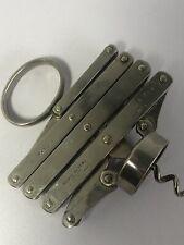 Antique Weirs Patent Corkscrew - Heeley & Sons - NEAR MINT