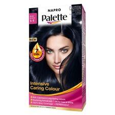 Napro Palette 1-1 Blue Black Long-Lasting Colour With A Glamorous Shine