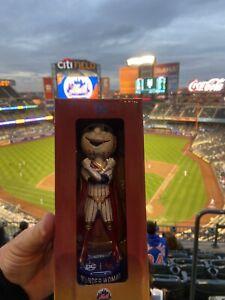 Mrs. Met Bobblehead Wonder Woman SGA PRESALE 2021 New York Mets  Box Damage