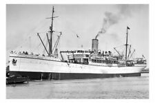 rp15587 - Unknown Flag Cargo Ship - Nanking , built 1912 - photo 6x4
