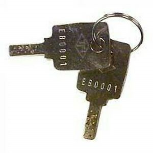 Key Spares EB0001 KABA Micro for Keyswitch Spare Replacement Genuine TH x 1pc