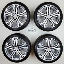 GMP Dynamik Radsatz, anth/pol. BMW X-5/6 10 und 11,5x21, 285/325er Michelin, RDK