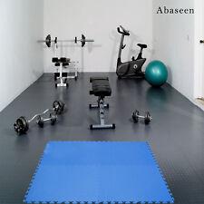 Eva Foam Interlocking Mat Blue Mats Play Floor Gym Soft Exercise Tiles 60 X 60cm
