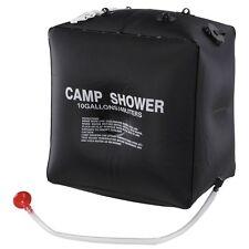 Solar Dusche 40 Liter, Outdoor Pool Campingdusche Garten Außendusche Brause