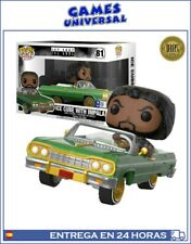 Pop Funko Ice Cube in Impala