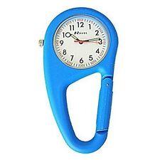 Ravel Belt Clip on Watch Blue Quartz Bracelet Fashionable Sporty Easy Attach