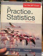 The Practice of Statistics Sixth Edition Ap Exam Version, Starnes Tabor