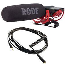 Rode VideoMic Rycote Kamera Mikrofon + Verlängerungskabel VC1