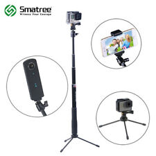 Smatree Selfie Stick with Tripod Stand for GoPro Hero 2018 Camera,Hero 6/5/4/3+